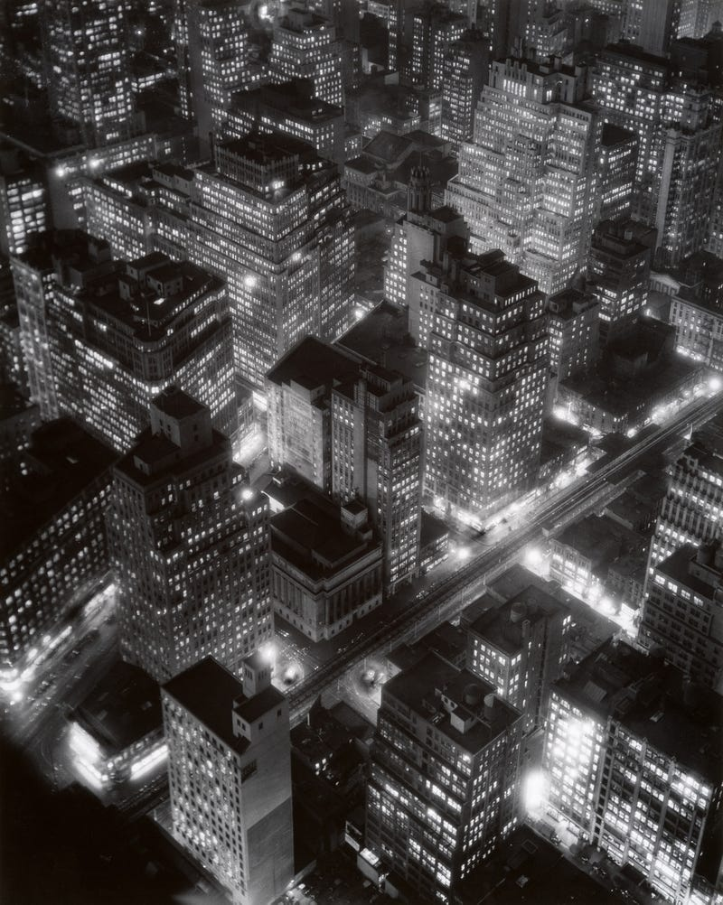 Is This Berenice Abbott Shooting One of NYC's Most Iconic Photos?