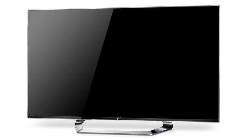 Meet LG's Ultra Definition (Yep!) 84-Inch Monster TV