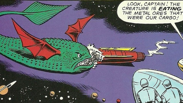Space Moby Dick: The Movie is actually happening