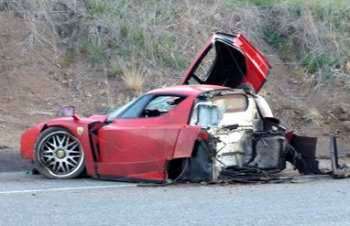 Schadenfriday! In Wealthy Environs, Supercar Losses Mount