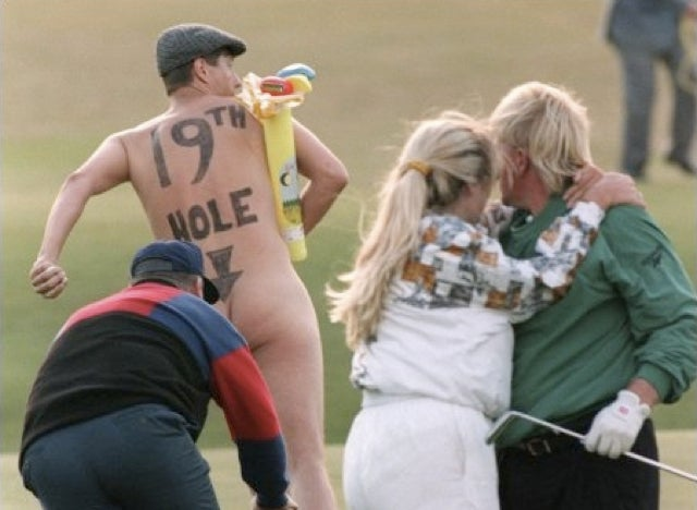 John Daly's Ex Claims $300 Blowjobs Are Available In The Bushes Off The 16th Hole At TPC Southwind