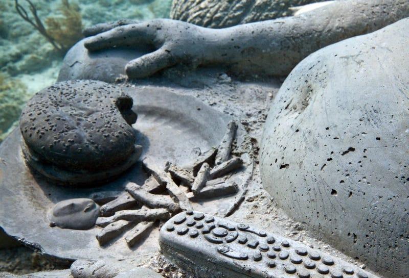 The Astonishing Treasures of Underwater Art Galleries