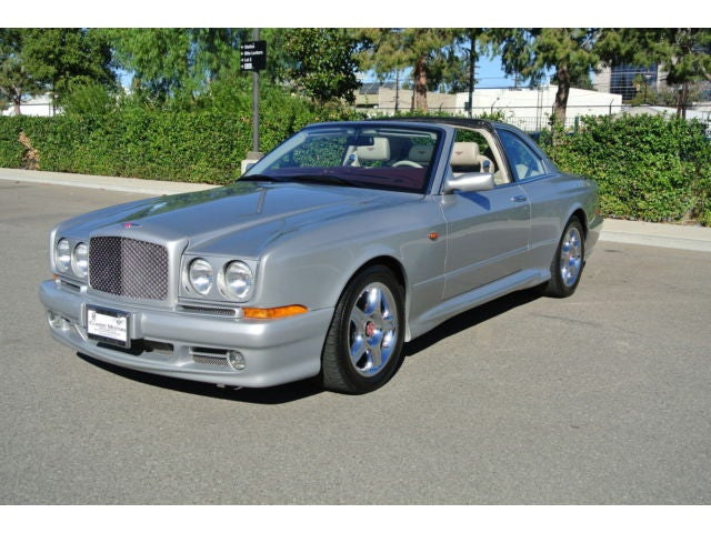 $130,000 for a 15 year old Bentley?