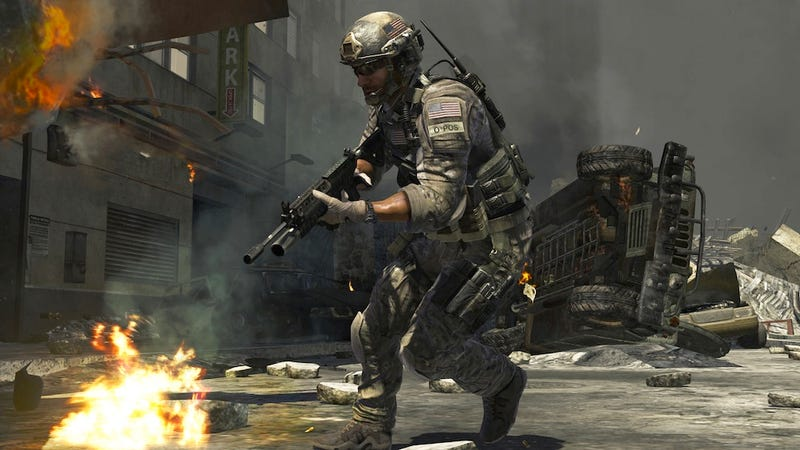 ModernWarfare3.com Finally Redirects to, Y'know, Modern Warfare 3's Website