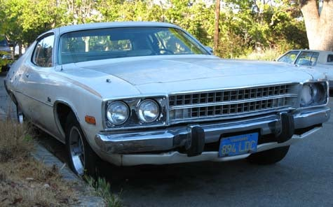 1974 Plymouth Satellite Sebring Sundance Edition