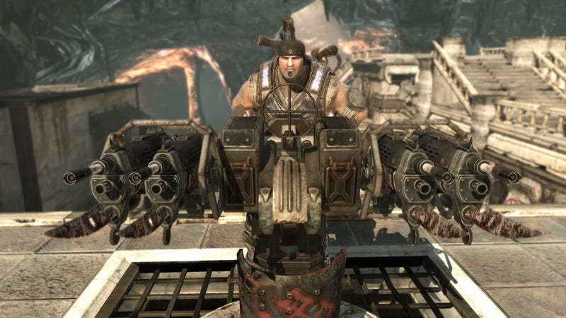 Gears of War 3 Changing Things Up To Stay Out of The Rut