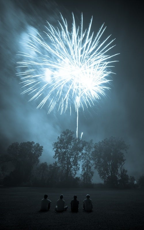 Shooting Challenge Gallery: Fireworks (Part 2)
