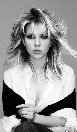 Scarlett Johansson Is Finally Putting Out That Indie Rock Album