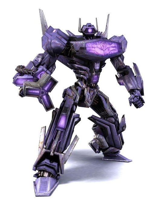 Shockwave Cares Not For Your GameStop War On Cybertron Preorder