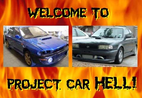 Project Car Hell: WRX or SE-R?