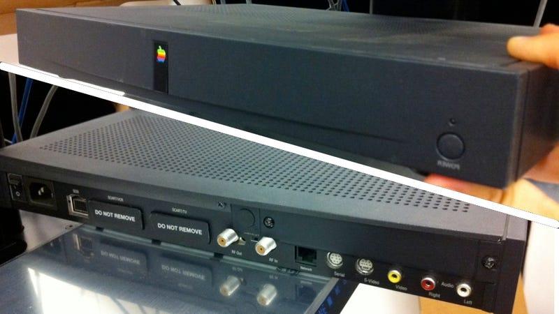Apple Pippen: the Apple TV Precursor, NOT the Game Console