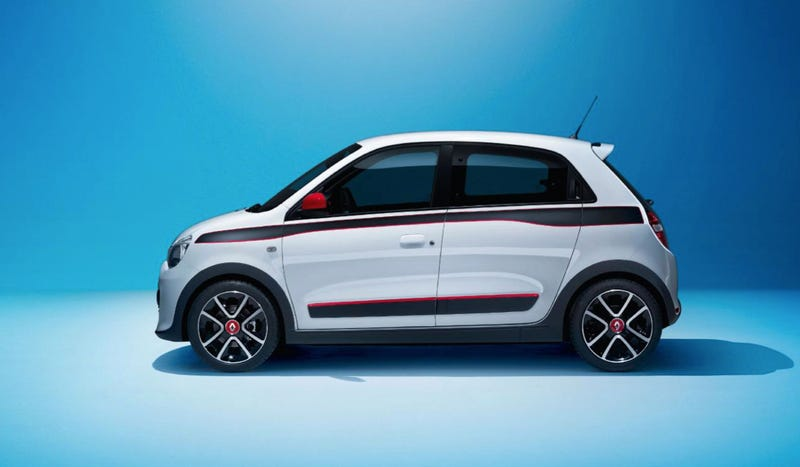 2015 Renault Twingo Is The Funky, Rear-Engined French Hatch We Need