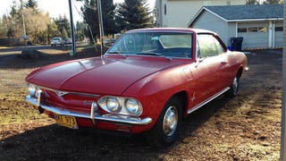 Give Me a Dollar to Buy This Corvair