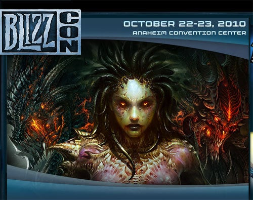 BlizzCon 2010 Tickets Ready To Sell Out In June