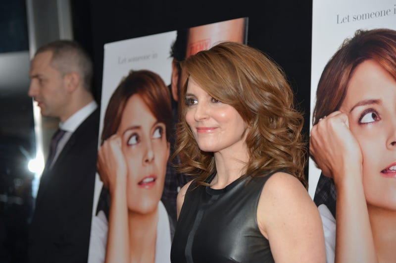 Tina Fey to Fey All Over Your TV Once Again