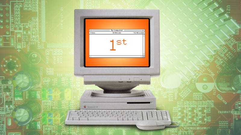 What Was Your First Computer?