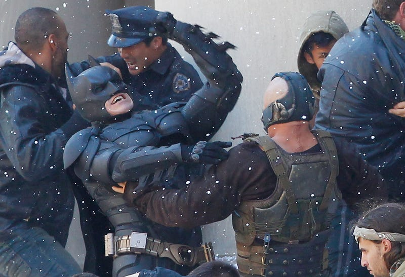 So wait. Is there really a Dark Knight Rises backlash?