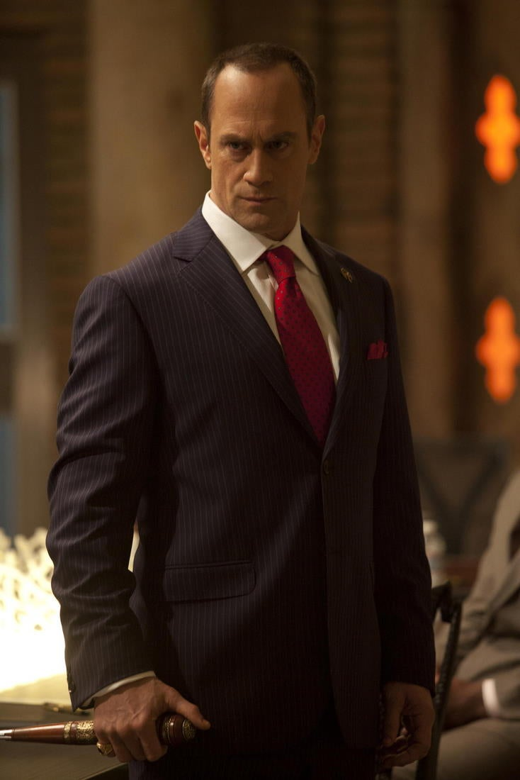 First Glorious Look at Chris Meloni on True Blood!