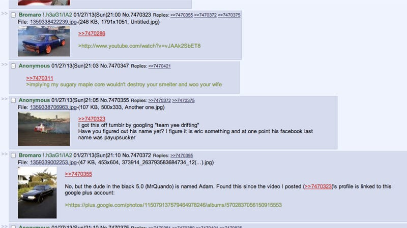 The Cops And 4chan Are Chasing The Idiots Who Shut Down An Oakland Highway For Donuts