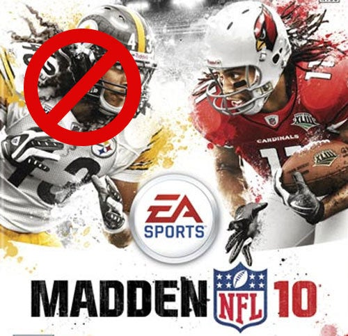 Madden Cover Athlete Hurts Himself