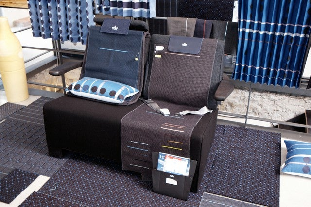 5 Ideas To Improve Air Travel From A Textile Designer