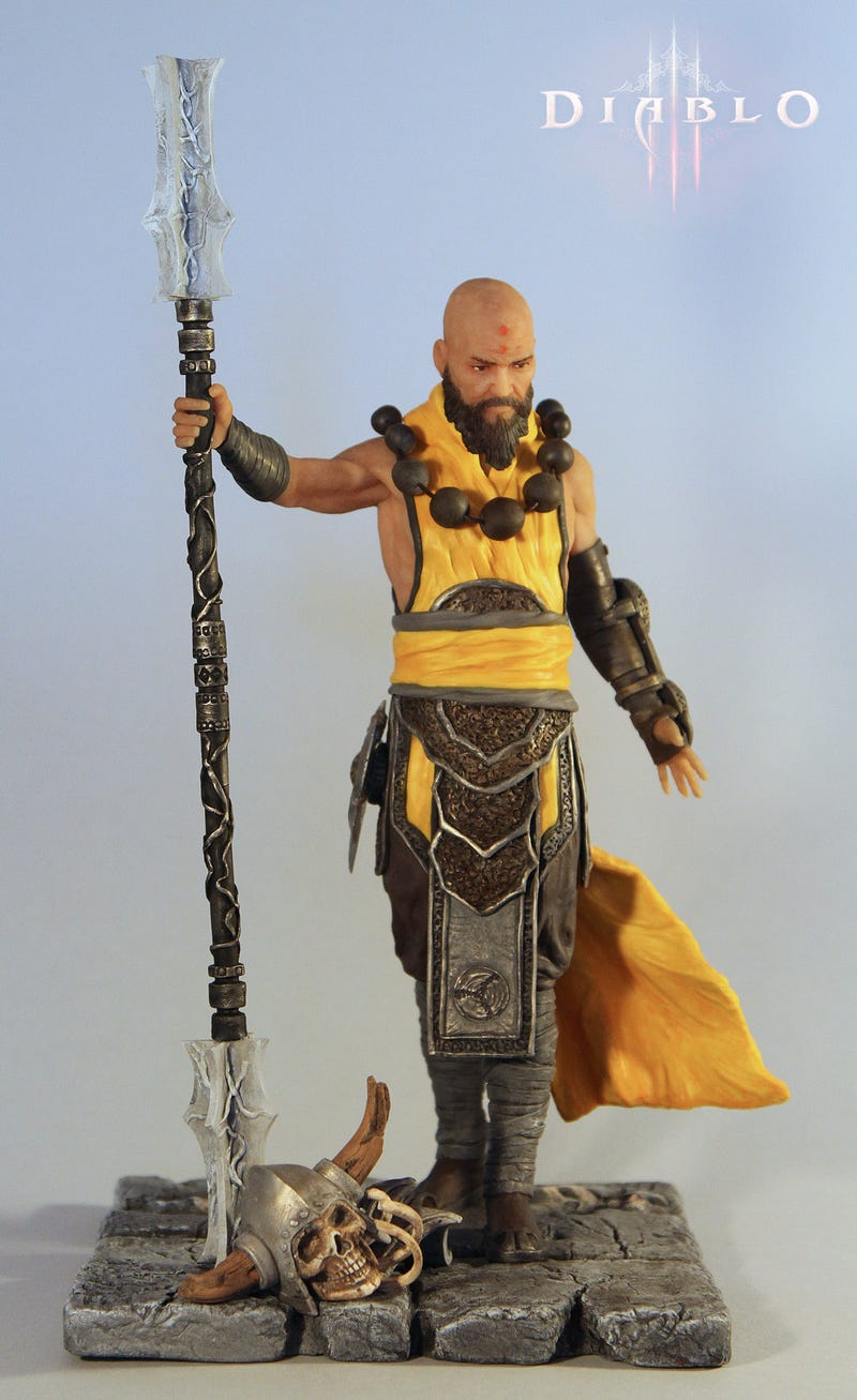 It's Tough Feeling Bad About These Awesome Diablo III Figures