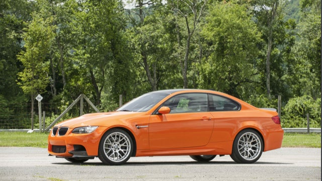 BMW's Lime Rock Park M3, Lots More Minis, And Audi Cuts Itself Slack