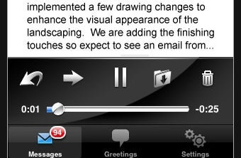 YouMail for iPhone Gets Push Voicemail Transcriptions