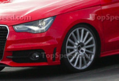 Audi S1: Aluminum Und Spunk