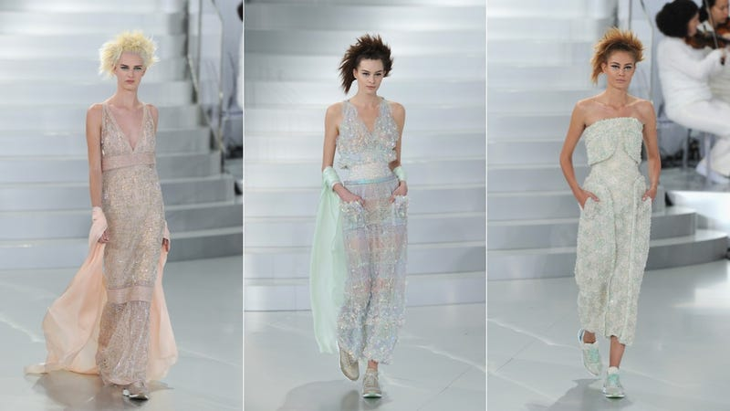 Chanel Couture, For the Gym-Addicted Space Empress in You