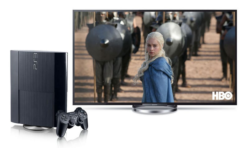 The PS3 Is Finally Getting HBO GO