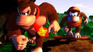 Corrupted <i>Donkey Kong Country</i> Is Basically A Horror Game