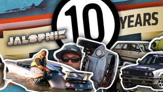 <i>Jalopnik</i> Is Ten! Show Us Your Favorite Stories From The Last Decade