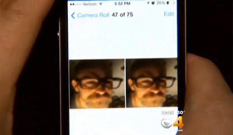 Woman Realizes Home Break-in After Finding Burglar's Selfie on Phone