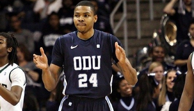 Old Dominion Basketball Player Arrested In Uniform, Minutes Before Tip-Off