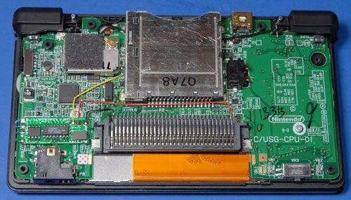 How To Overclock a DS Lite