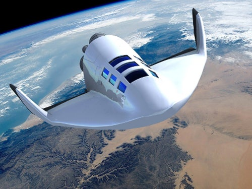 The European Suborbital Shuttle