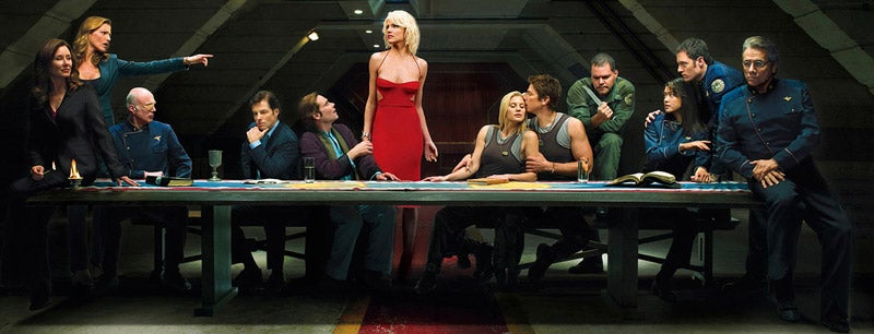 Battlestar Clues Part 1: Who's The Final Cylon?