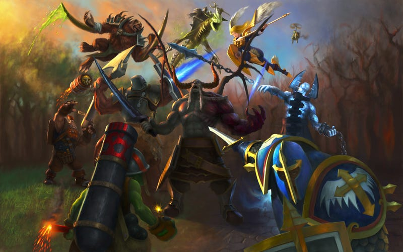 Warcraft III-Inspired Heroes of Newerth Goes Free-To-Play
