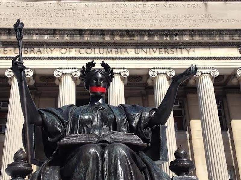 "Columbia Announces It Will ""Deal With the Issues of Sexual Assault"""
