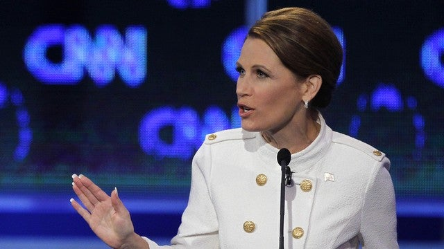 Michele Bachmann's Home District Might Disappear