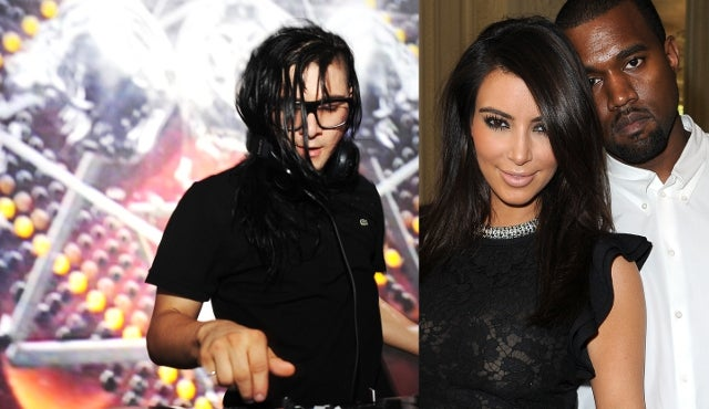 Skrillex and Kanye Made Beautiful Music Together