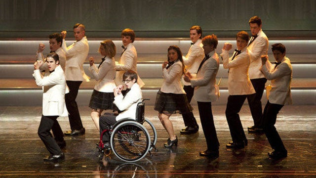 Glee: The Return Of Sam, And Quinn's Sanity