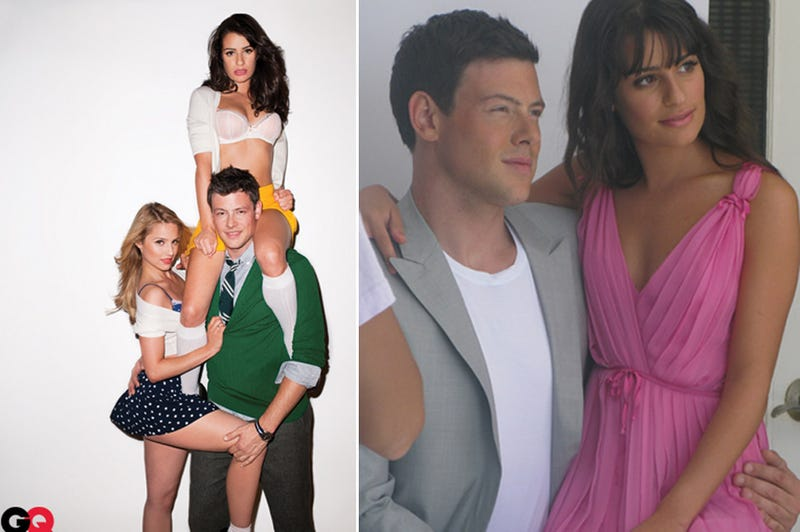 How to Be Sexy But Not Too Sexy, a Photo Essay by the Cast of Glee