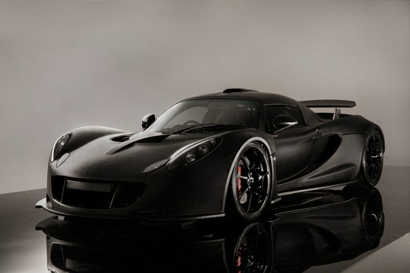 Hennessey Venom GT: Like A Modern-Day Cobra, Only Insane