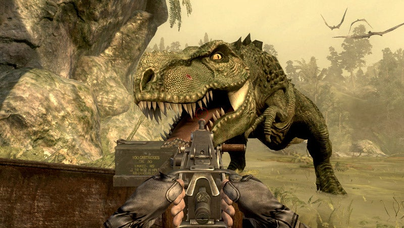 Surprise Activision Dinosaur Game Coming In November