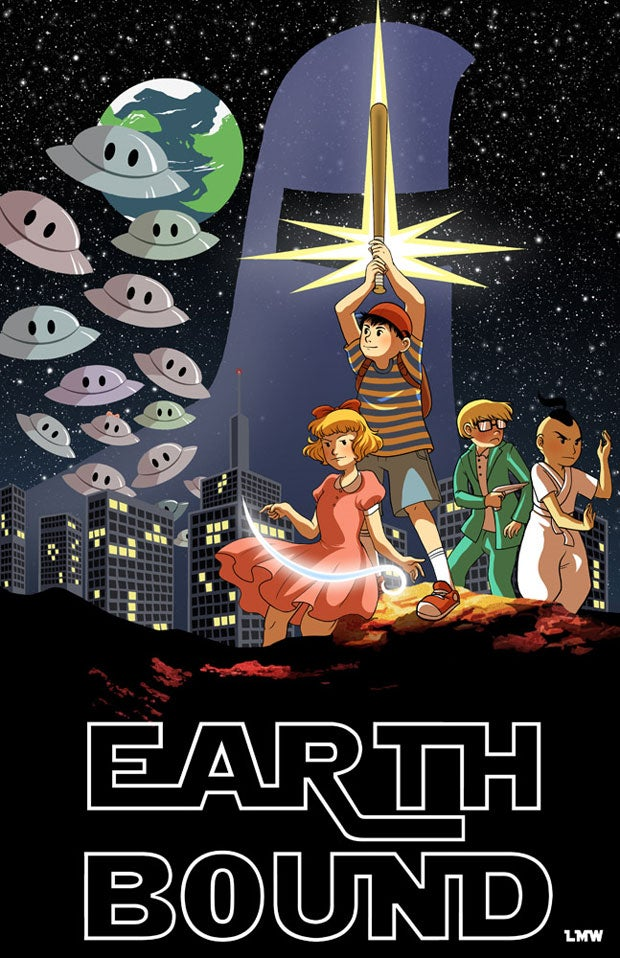 Episode IV: A New Earthbound