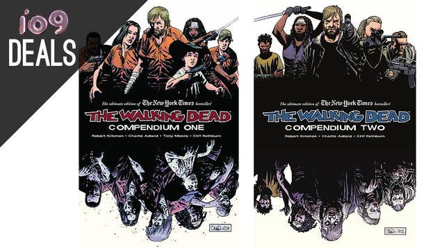 The Walking Dead Compendiums, Game Of Thrones Season 3 [Deals]
