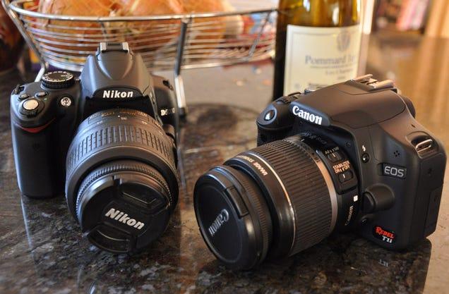 The Four DSLR Cameras for Every Budget