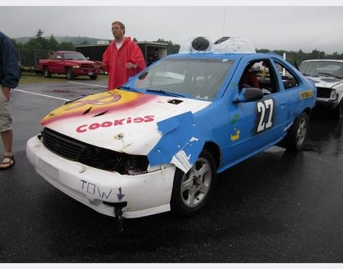 BS Inspection at the 24 Hours of LeMons New England, Part I